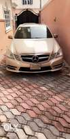 Mercedes Benz E350 4matic (3 months used)