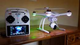 Bargain: Blade Chroma 4k Camera drone + many extras and 2 x Batteries