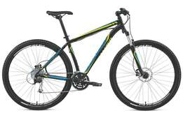 Mountain Bike - Specialized Hardrock Black, Green, Blue 29ER Mountain