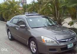 DC Honda Accord 2007 AC perfect nothing to fix buy and drive