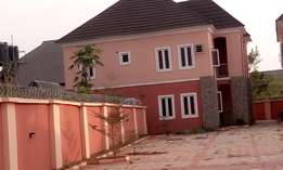 Newly built 2Bedroom flat at Asaba, Delta.