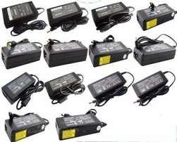 All types of original Laptop Chargers. Brand New from R250.00.