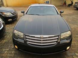 Clean Chrysler Crossfire 04, Tokunbo