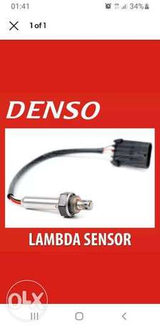 DENSO Direct Fit Lambda Sensor - DOX-2006 - Oxygen / O2 - Genuine OE P