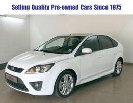# 3074 Ford Focus 1.8 Si