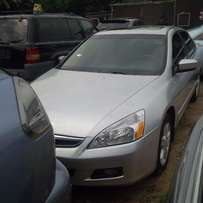First Quality Tokunbo Honda Accord, 2007. OK