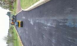 Tar surface and paving drive ways