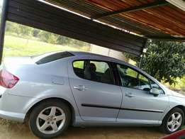 Peugeot 407 2.0 for sale.