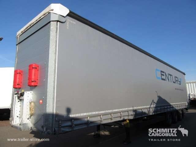 Schmitz Cargobull Curtainsider Mega - 2017 - image 4