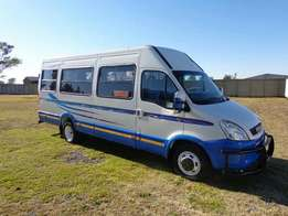 20012 iveco bus 22 seater in good condition for sale urgently