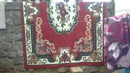 Used carpet 11ft by 8ft easy to clean and it's in good condition