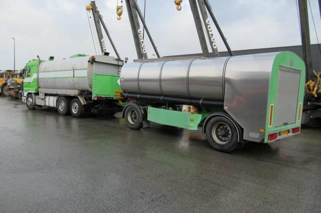 Scania 113 Bitumensprayer Combi - 1994 - image 3