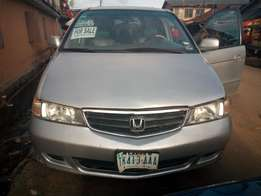 Neatly used 2004 Honda Odyssey, 4sale,, Money needed to solve problem.