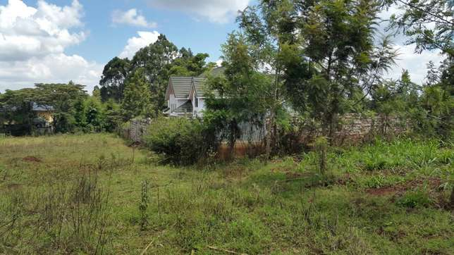 One acre in Kikuyu Thogoto along Green garden road at 29m negotiable. Kabete - image 2