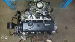 Hyundai accent 1.3 carb motor for sale