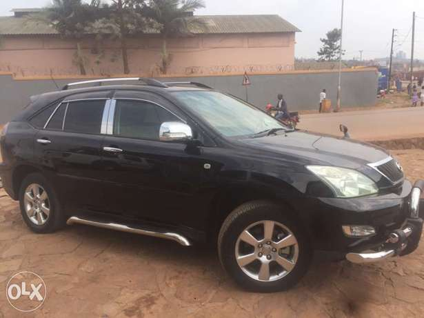 Quick sale great good as new Harrier Kampala - image 4