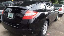 Registered Honda 2011 Cross Tour