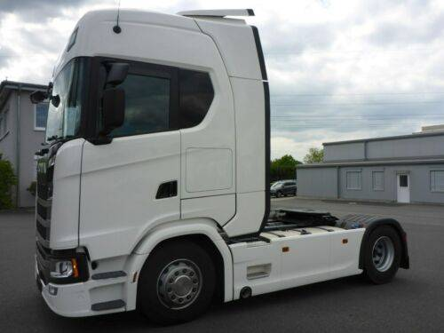 Scania S500 CS 20 Highline Navi / Leasing - 2017