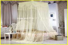 Square top mosquito net