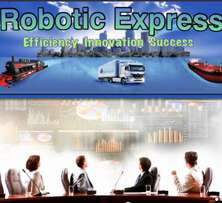 Robotic Express (Courier Service)
