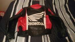 Leather jacket (Honda)