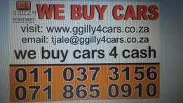 We buy cars. Looking for any cars below 40 000. we offer cash same tim