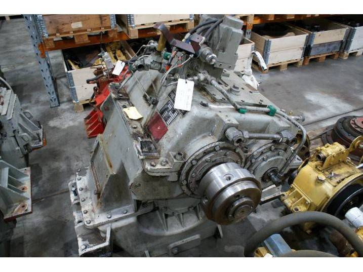 Reintjes WAF760 P - Marine Transmission 5.75:1 - DPH 102611 - 1988