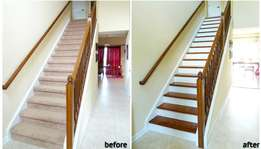 Wooden Staircase Renovations
