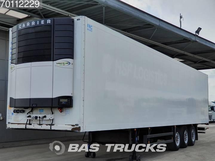 Schmitz Cargobull Carrier Vector 1850 Mt Multi- / Bi-temp Blumenbreit - 2010