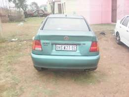 Volkswagen polo striping or complete car