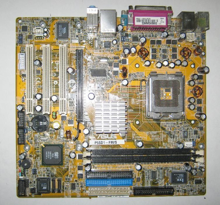 ASUS P5SD1-FM DRIVERS FOR WINDOWS XP