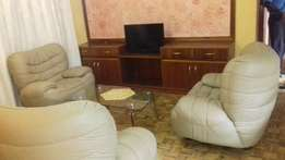 Classy 1-Bedroom Furnished Apartment to Let in Westlands