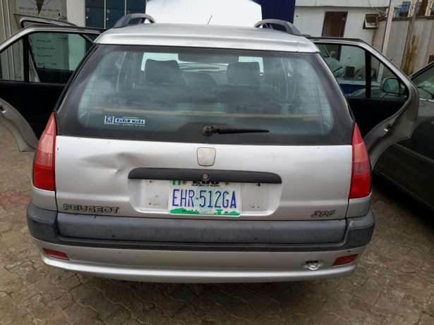 Peugeot 306 wagon for sale Benin City - image 7