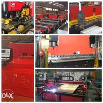pressbrake & guillotines for sale from r 125 000