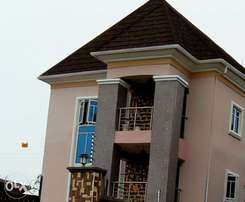 Brand new 2bed room flat at star time amuwo odofin