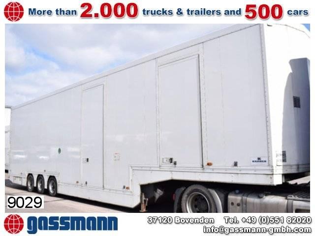 Andere GAV SSA 28 Mega, 2x vorhanden! Autotransporter - 2002