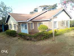 3bedroomed house to let in ngong town