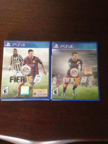 FIFA 15 and 16 xmas bundle 2000 for both. Westlands - image 1