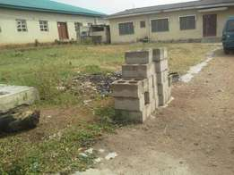 A 2and3bedrm set back on full plot of land. Egbeda /alaguntan N15mill
