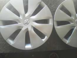Toyota corolla set of caps for sale