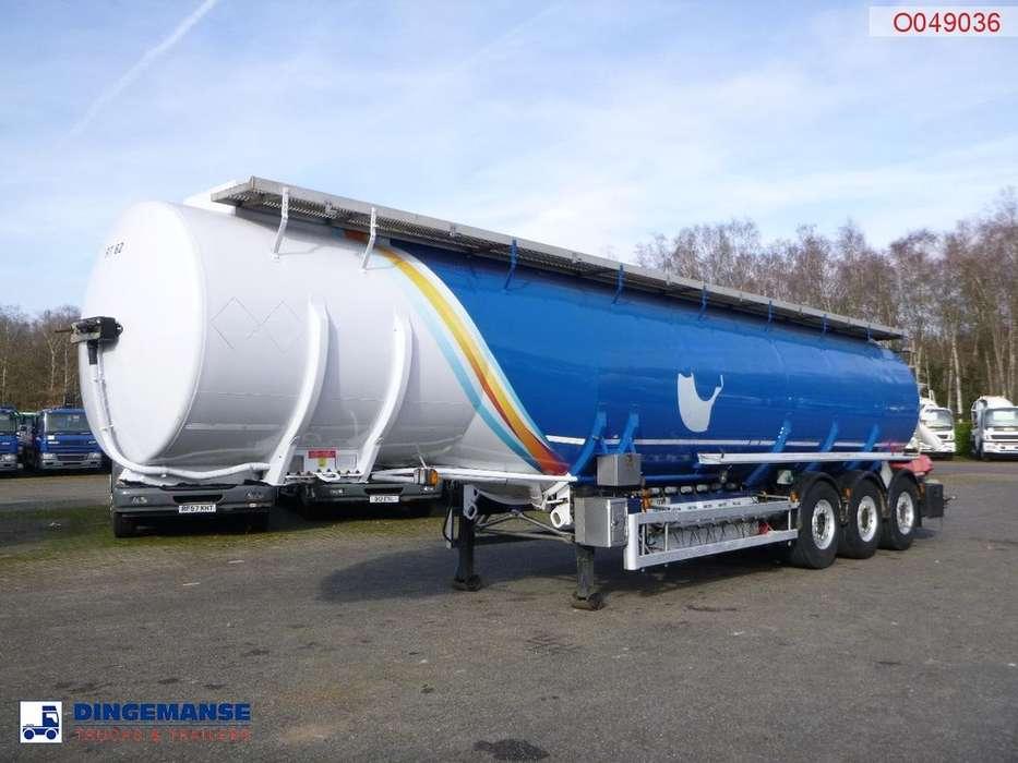 Magyar Fuel tank alu 41.6 m3 / 6 comp - 2002