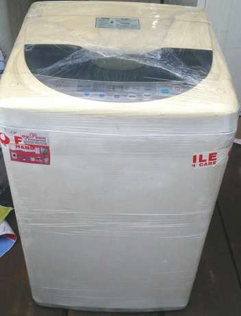 7kg top loader washing machine Lagos Mainland - image 3