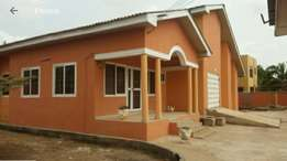 Four bedroom house for rent at spintex