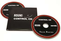 Official Serato Control CD