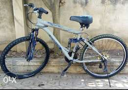 Mountainous Mongroose Bicycle for sale