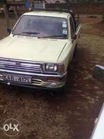 Quick sale Toyota shark 85 diesel pick up