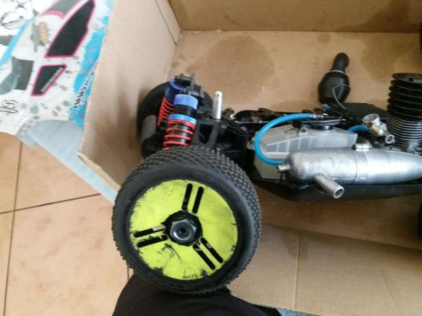 Nitro rc sell for spares Middelburg - image 3