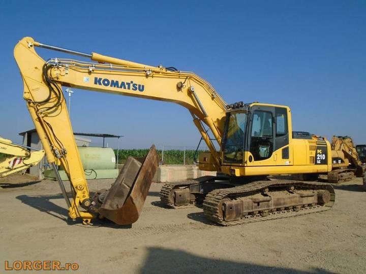 Komatsu Pc210lc-8 - 2012