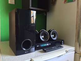 Lg 5.1 Home theater Surround sound system
