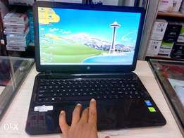 Hp 15 laptop  core i5 nvidia 2gb dedicated graphics